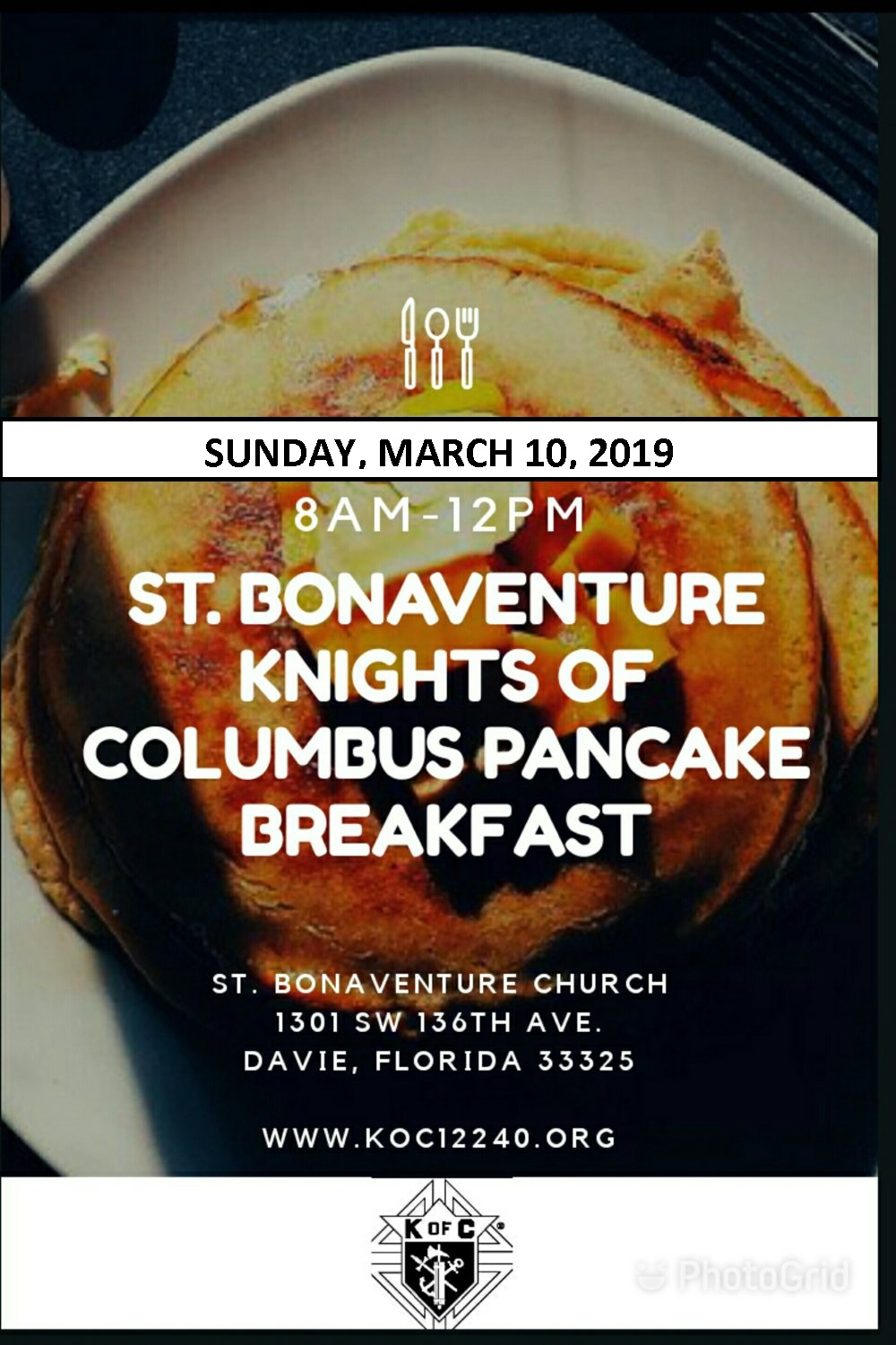KofcPancake March 2019