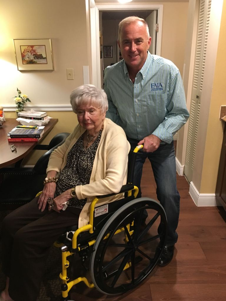 WheelChair Donation | Kofc 12240 | John Pisula