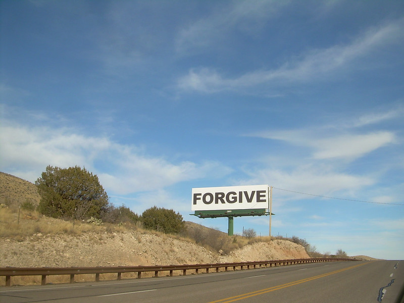 Forgive - Be Forgiven