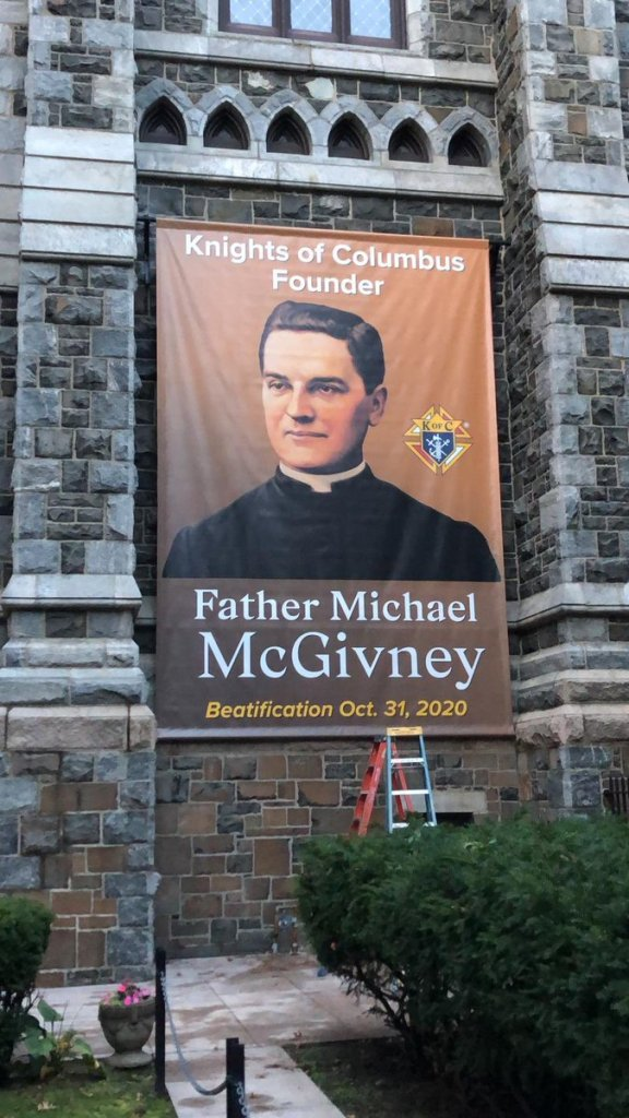 The Mighty News Feed | October 29, 2020 | KofC | #frmcgivney